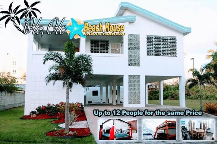 Ole Ole Beach house