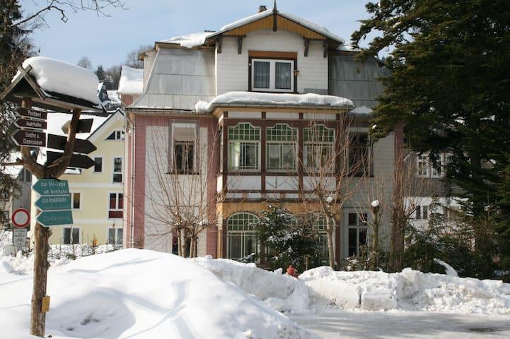 Ferienwohnung  im Thüringer Wald! - Stützerbach - Apartamento