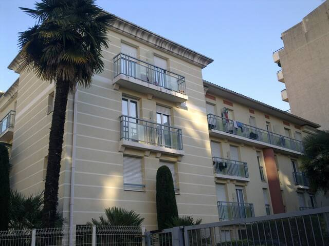 Studio meubl apartments for rent in nice provence for Location studio meuble a nice