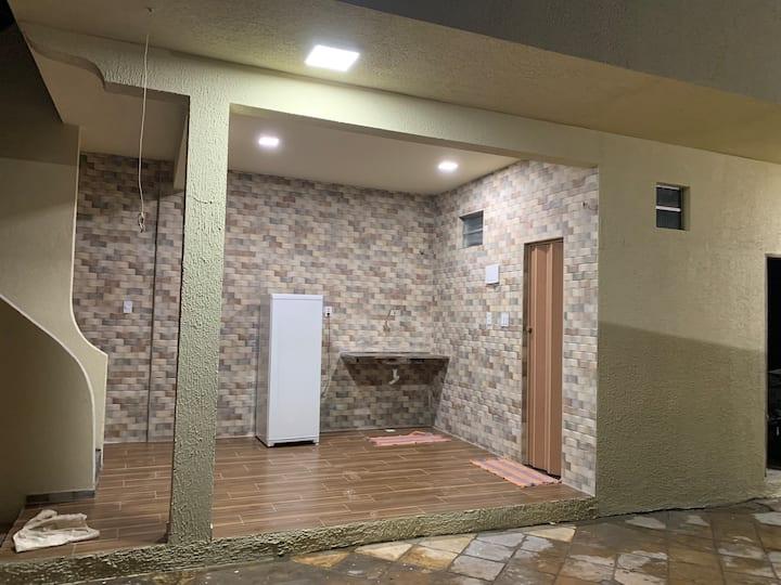 Quarto  em casa de madeira -Sao Jose de Ribamar/MA