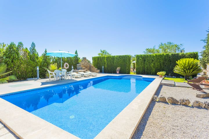 ARTIGUES - Villa for 3 people in Santa Maria del cami­.