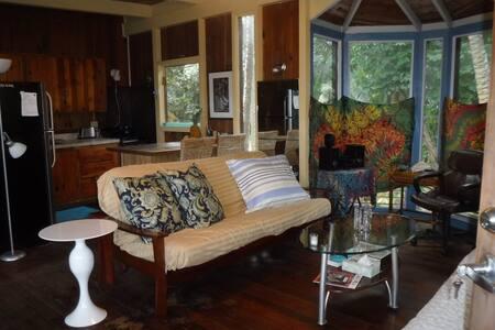 Kehena Jewel Box Home on Red Road - Pāhoa