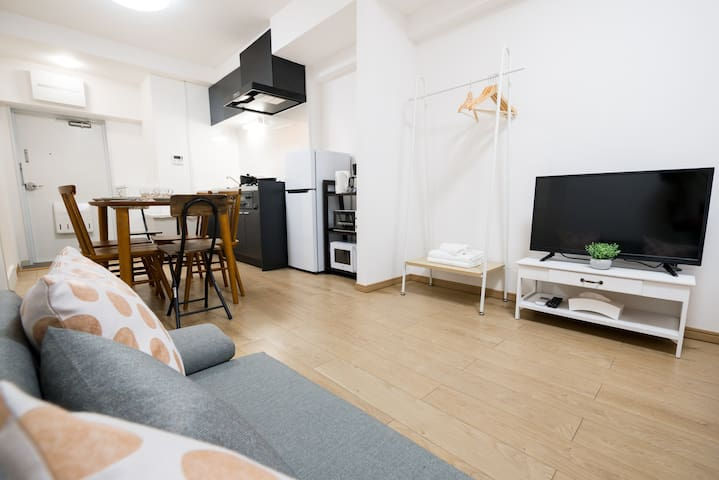 #3【MONTHLY!】RENOVATED APPT TOKYO CLOSE METRO