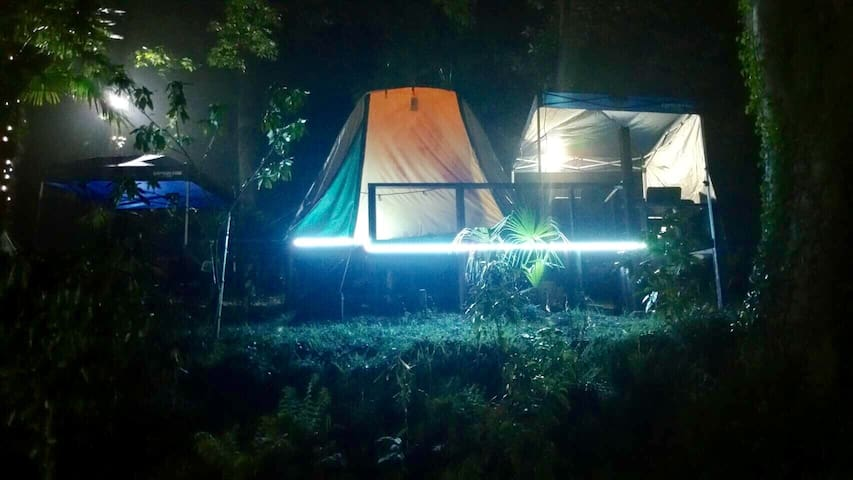Glamping/Camping/BBQ in Tsukuba - つくば市 - Tent