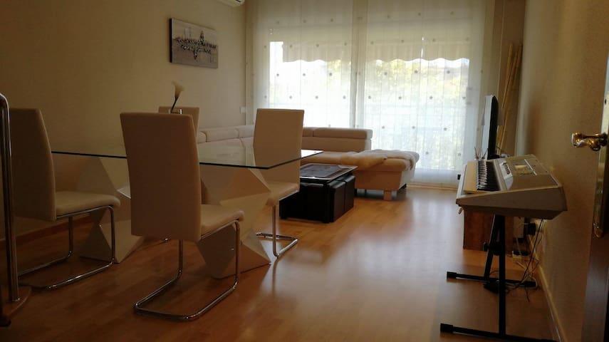 Habitación privada en Barcelona - Granollers