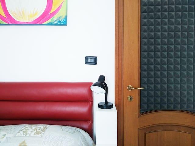 El Cuartorino - Stanza privata in Casa d'Artista