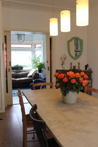 Charming family home near city centre Utrecht - Utrecht