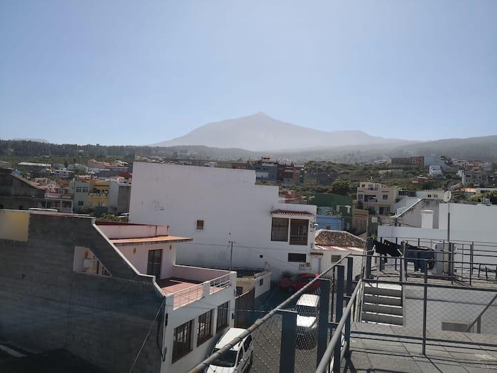 Apartamento Vista al Teide  1