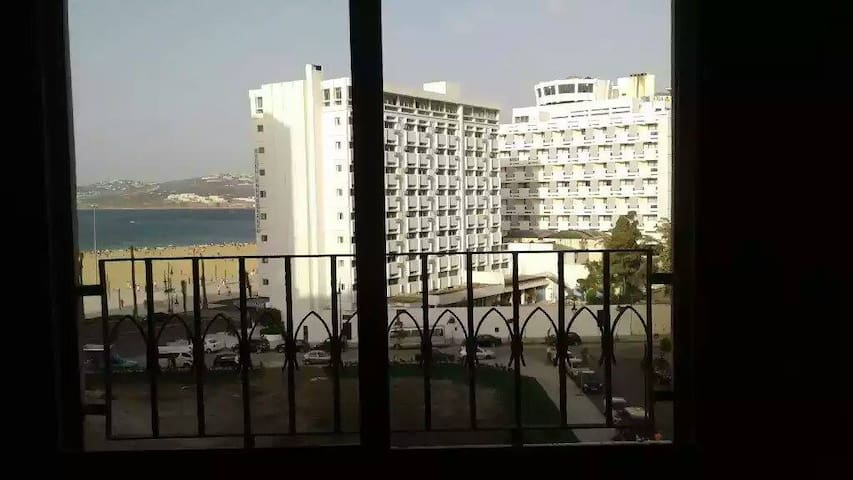 Tres grand appartement vue sur mer Tanger - Fnideq