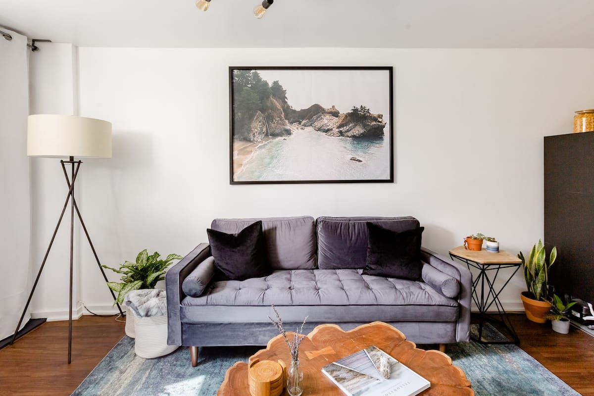 Cozy and Private Bernal Heights Suite Near Cortland Avenue