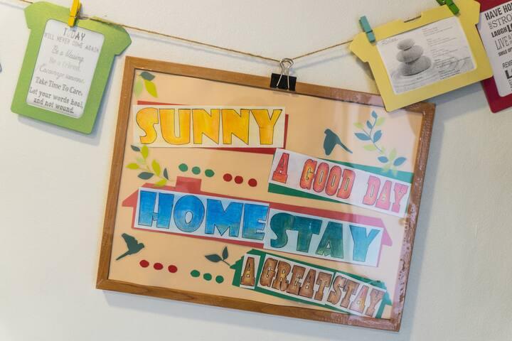 Sunny Homestay Sandakan