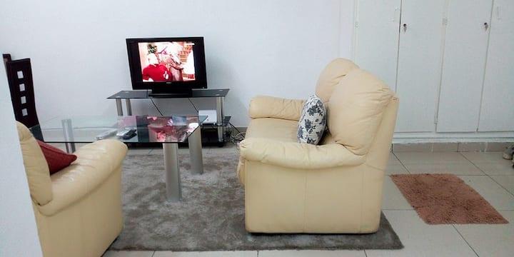 Beau studio sécurisé Klarmelle en Zone 4