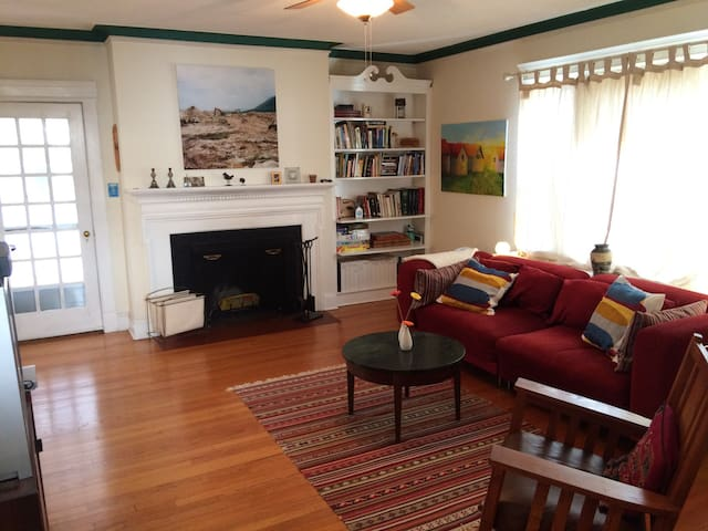 Bright, Practical & Easy Living - West Hartford - Apartamento