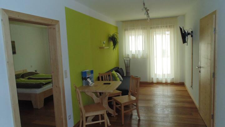 Schmankerl und Gast Heiderer (Rohrendorf bei Krems), Ferienwohnung Lindobel (52qm) barrierefrei mit vollausgestatteter Küche