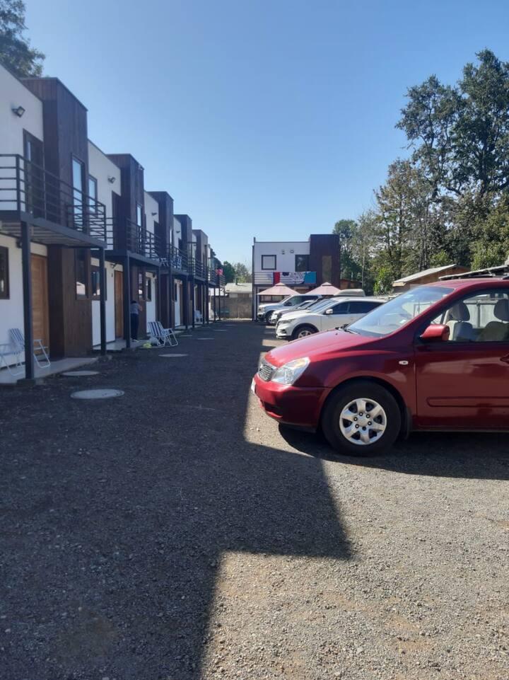 Cabañas Y Apart hotel lago calafquen