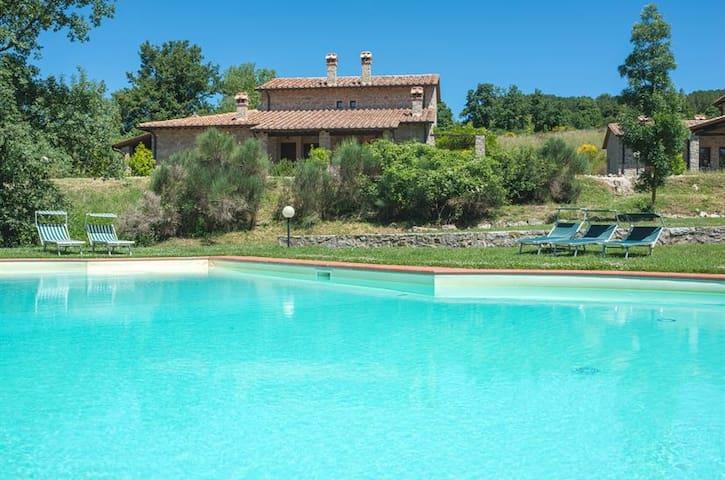 Maremma Villa Nocciola Il Poderone - Province of Grosseto - Dom