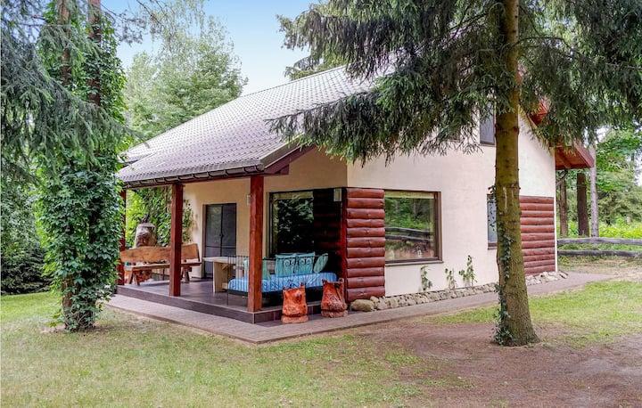 Amazing home in Szczytno with 3 Bedrooms