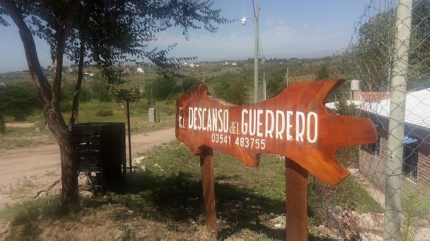 cabaña soledad a 5 km del cucu de villa carlos paz