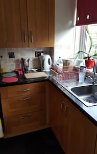 Basic and clean accommodation - Clydebank - Huis