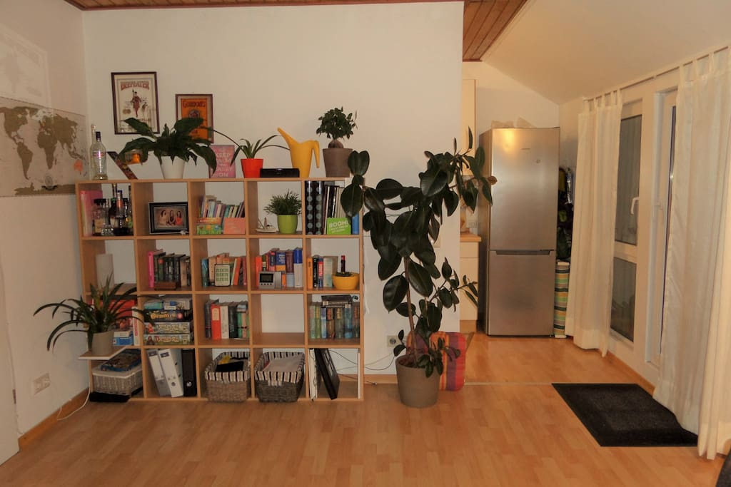 Beautiful apartment with balcony apartments for rent in for Beautiful apartment balconies