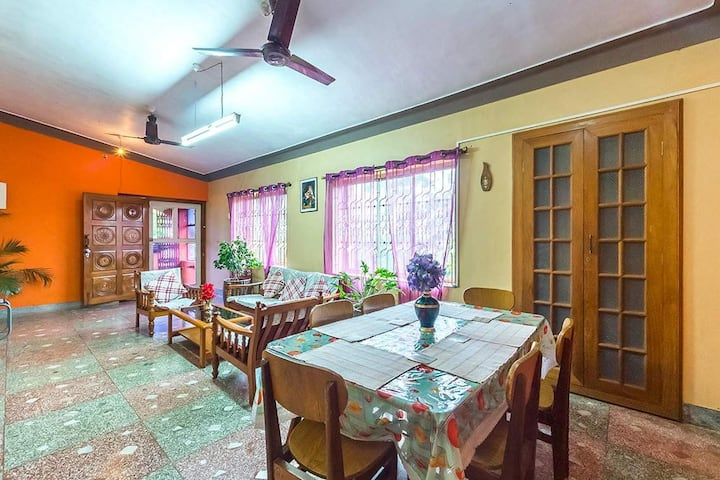 Roll in with the Fog at Honey Palace, Madikeri