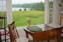 Bayside Franklin; Kid-friendly, rural Maine.