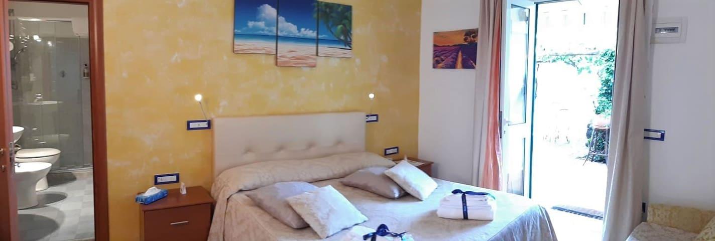 B&B Ravello Rooms - Mandarino room