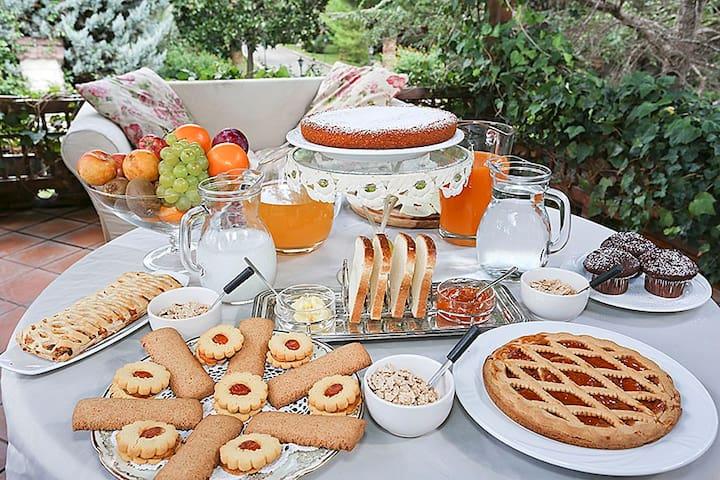 B&B IN THE GARDEN - Lecce - Edera - Lecce - Bed & Breakfast