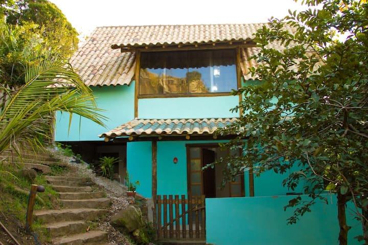 Casa Estilo Chalé