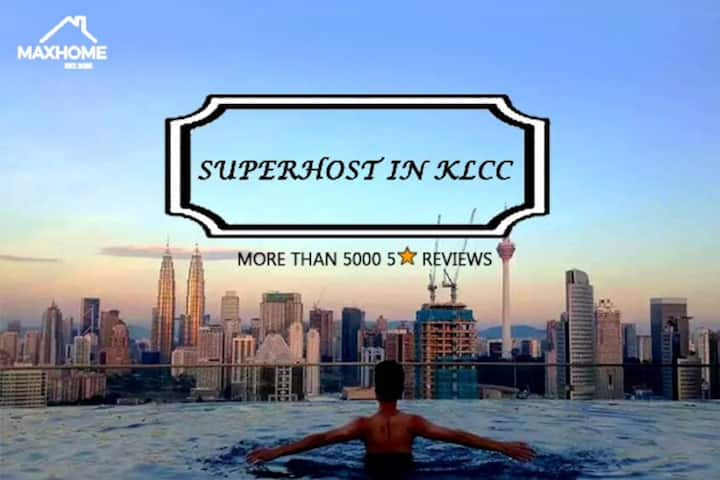 Y3 3 Rooms Best Sky Pool KL@Near City Center,KLCC