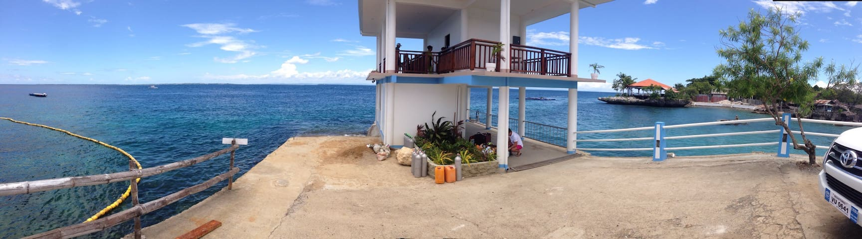 Summer Beach House by Blue Waters - Lapu-Lapu City - Hus