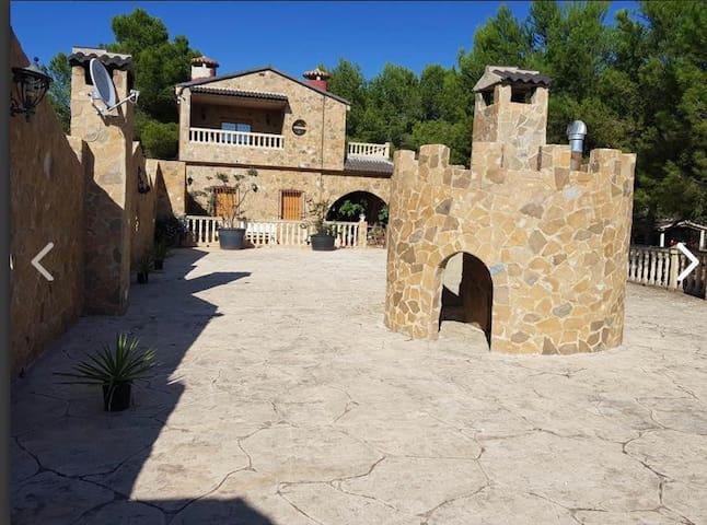 Casa rural en Bullas