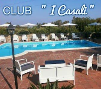 """CLUB I CASALI"" - Calatabiano - Naturhytte"