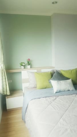 Spacious, cozy room, in Naklua - Muang Pattaya - Apartmen