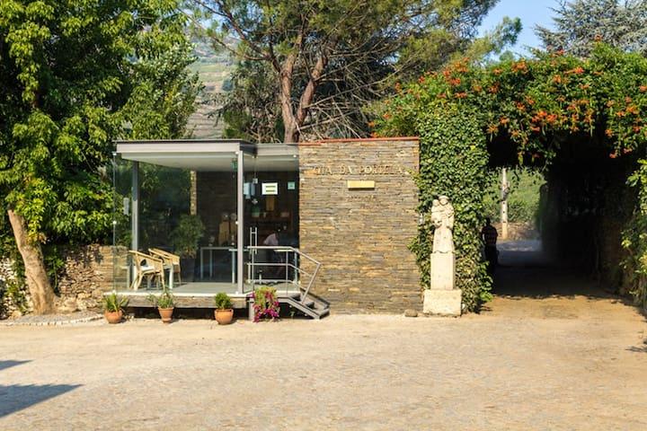 Solar Quinta da Portela , Turismo Rural - Douro - Santa Marta de Penaguião - Natur-Lodge