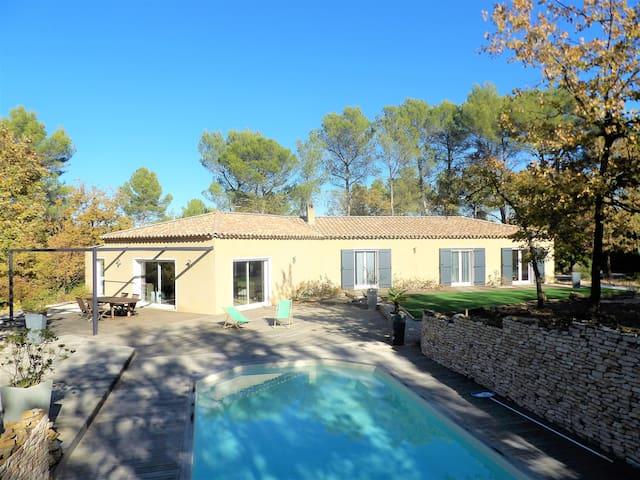 Propriété 1/2ha - villa spacieuse - pleine nature