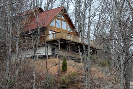 Waterfalls Rd Cabin-Close to Downtown Blowing Rock - Lenoir