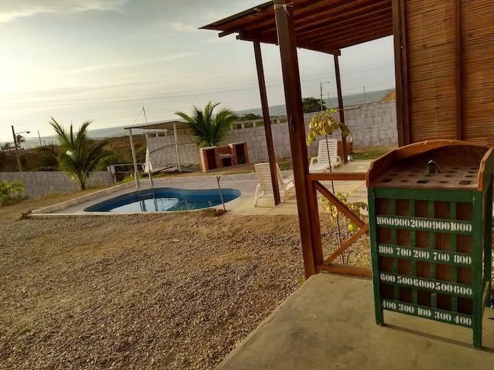 Bonanza Beach Zorritos. Google Maps