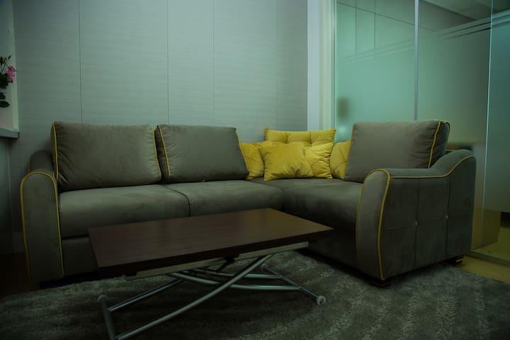 Comfort Highvill 1121 - Astana