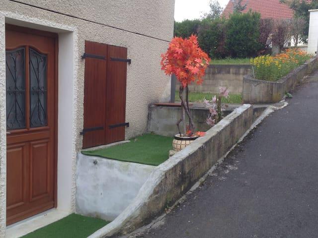Magnifique T2  dans maison pavillonnaire - Soissons - Lejlighed