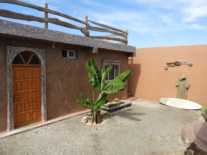 Surfing Home Imsouane- 2 Bed room