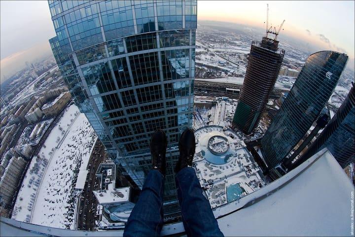 Comfortpark Сити (47небо) одноместная капсула 2 - Moscow