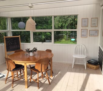 Authentic Summerhouse in Vejby - Cabana