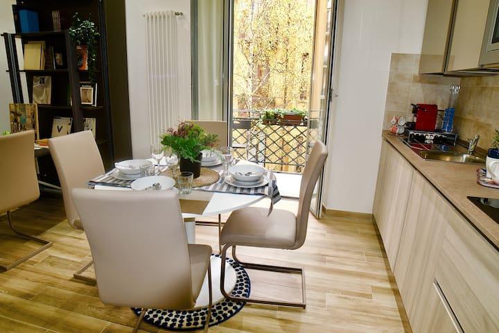 Central Lepetit apartment De Luxe