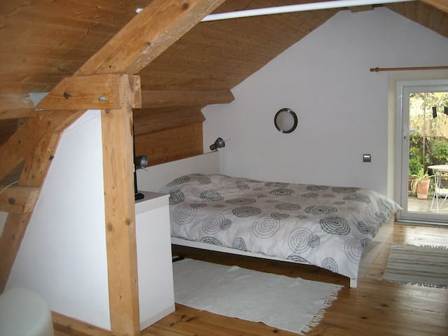 chambre dans la vieille ville