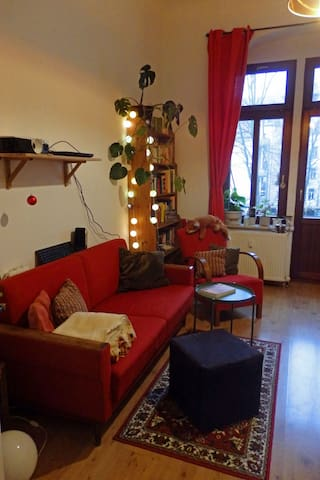Charmantes Zimmer im Dresdner Hecht