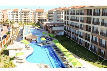 MARAVILHOSO RESORT AO LADO DO BEACH PARK - Aquiraz - อพาร์ทเมนท์