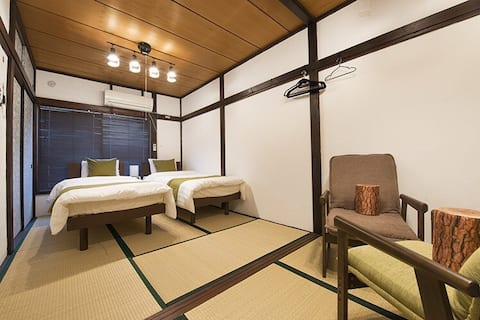 ★Shijuku Area★新宿・飯田橋・神楽坂 (2min to Kagurazaka)