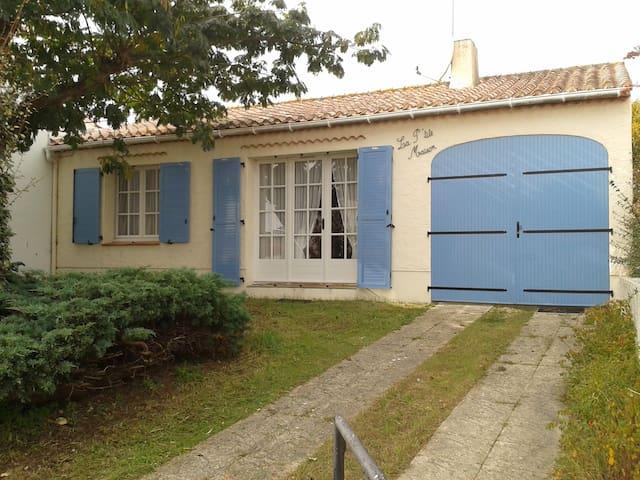 notre maison de vacances à la mer - Saint-Hilaire-de-Riez - Casa