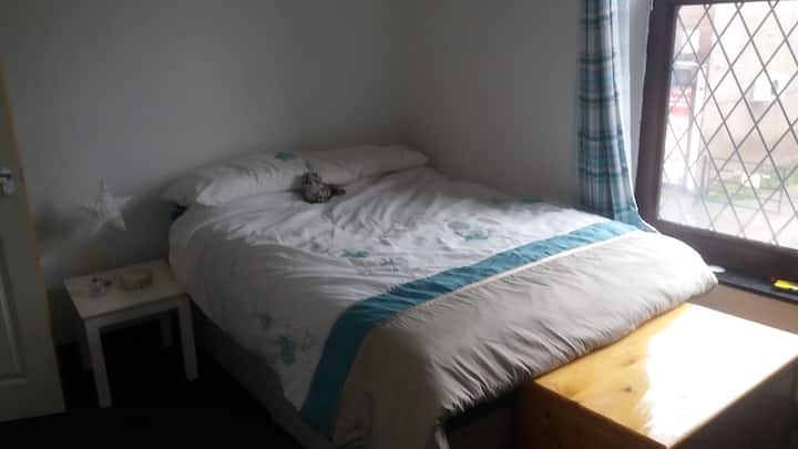 Double room in lovely house